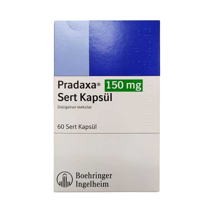 Pradaxa 150mg (Dabigatran) Boehringer Ingelheim (H/60v)