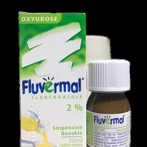 Siro tẩy giun Fluvermal Pháp lọ 30ml